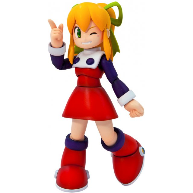 Mega Man 1/10 Scale Plastic Model Kit: Roll Repackage Edition (Re-run)
