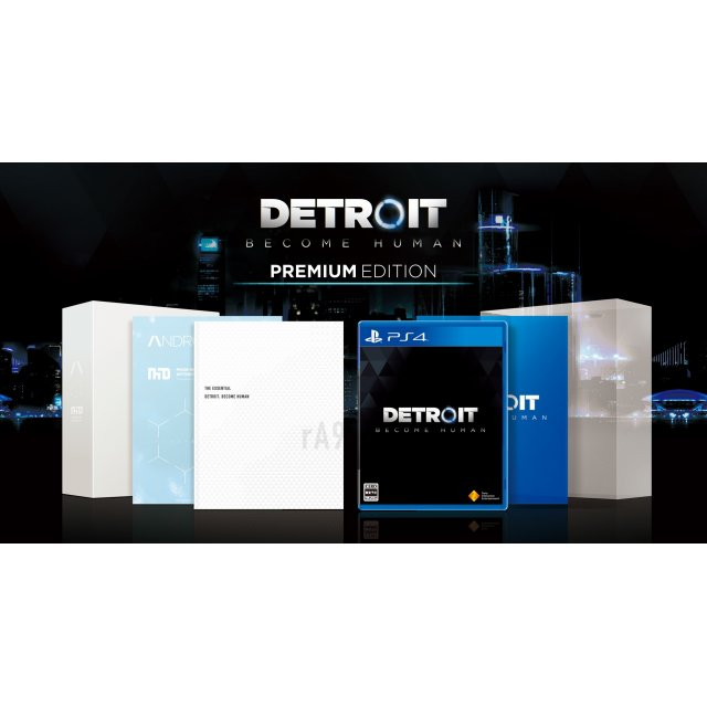 Detroit: Become Human [Limited Premium Edition]