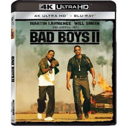 Bad Boys Ii 4k Uhd Bd 2 Disc