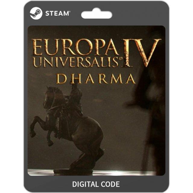 Expansion - europa universalis iv: dharma ii