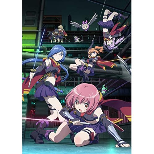 Release The Spyce (TV Anime) Original Soundtrack