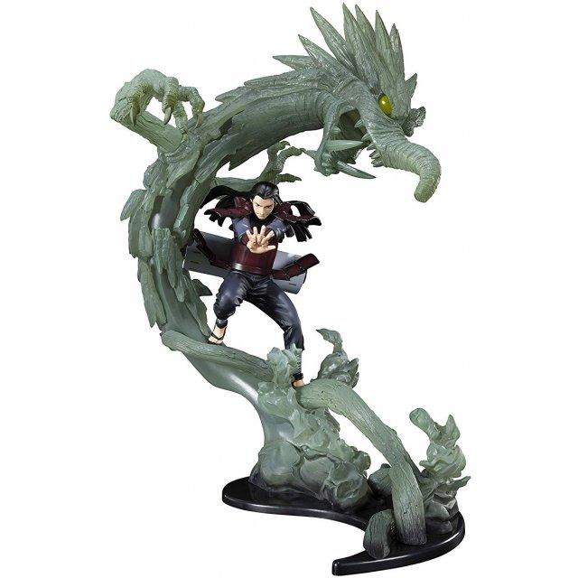 Naruto Shippuden Figuarts Zero: Hashirama Senju -Wood Dragon- Kizuna Relation