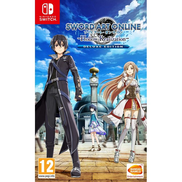 Sword Art Online: Hollow Realization [Deluxe Edition]
