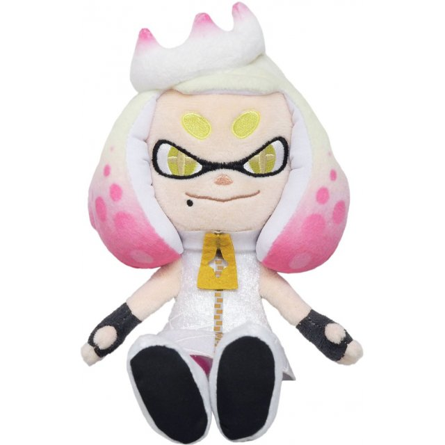 Splatoon 2 All Star Collection Plush: Pearl (Re-run)