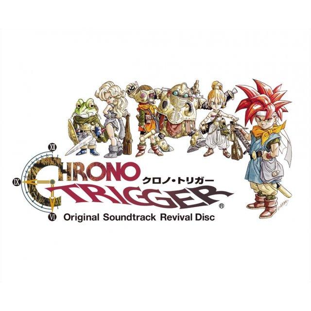 Chrono Trigger Original Soundtrack Revival Disc [Blu-ray Disc Music]