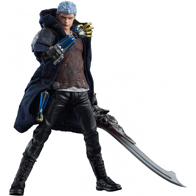 Devil May Cry 5 1/12 Scale Action Figure: Nero
