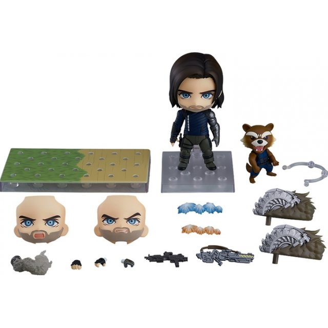 Nendoroid No. 1127-DX Avengers Infinity War: Winter Soldier Infinity Edition DX Ver.