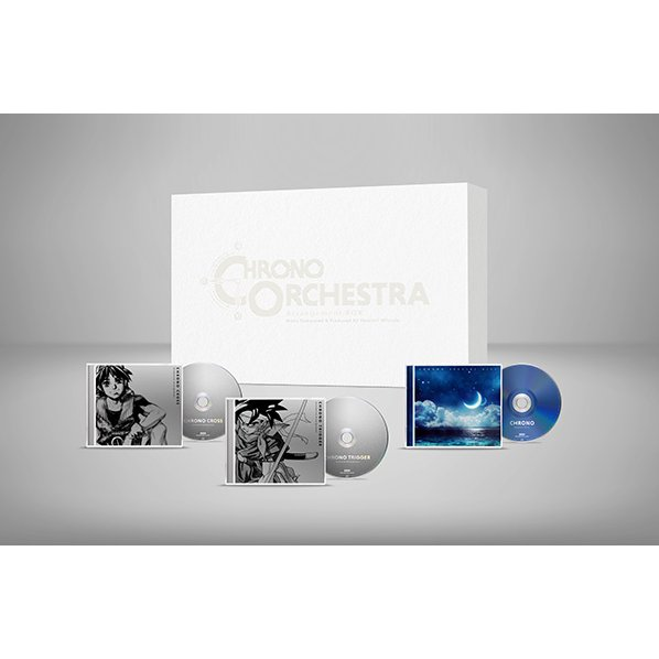 Chrono Orchestral Arrangement Box