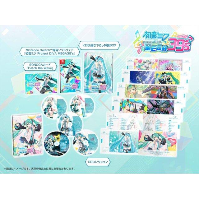Hatsune Miku: Project Diva Mega39's (10th Anniversary Collection) [Limited Edition]