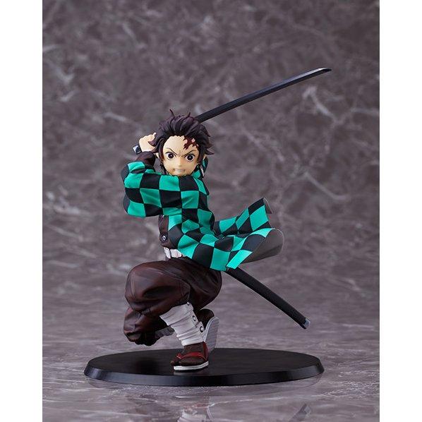 Kimetsu no Yaiba 1/8 Scale Pre-Painted Figure: Tanjiro Kamado Standard Ver.