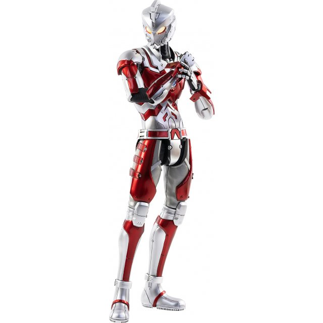 Ultraman 1/6 Scale Action Figure: Ace Suit (Anime Ver.)