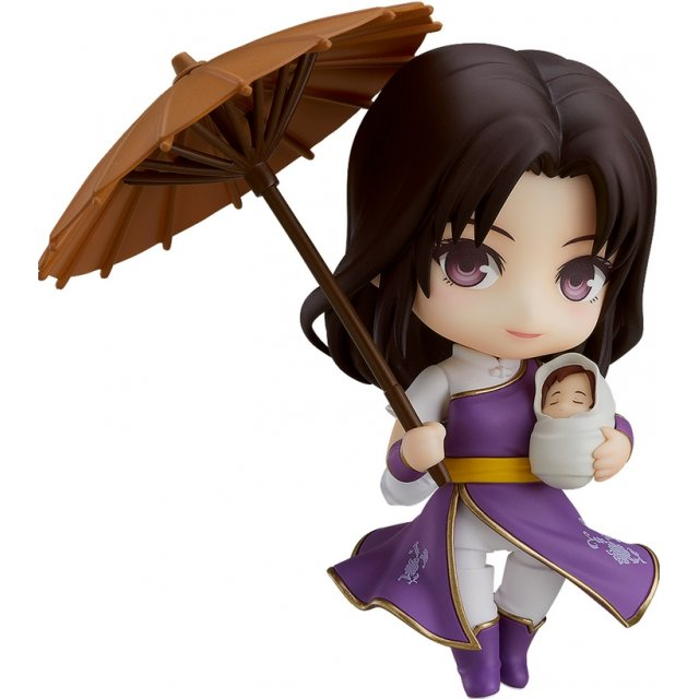 Nendoroid No. 1246-DX Chinese Paladin Sword and Fairy: Lin Yueru DX Ver.
