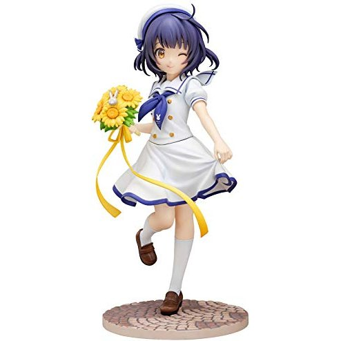 Is the Order a Rabbit?? 1/7 Scale Pre-Painted Figure: Maya (Summer Uniform)
