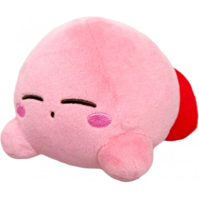 Kirby's Dream Land All Star Collection Plush: Kirby Suyasuya (S)