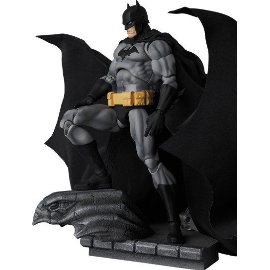MAFEX Batman Hush: Batman Hush Black Ver.