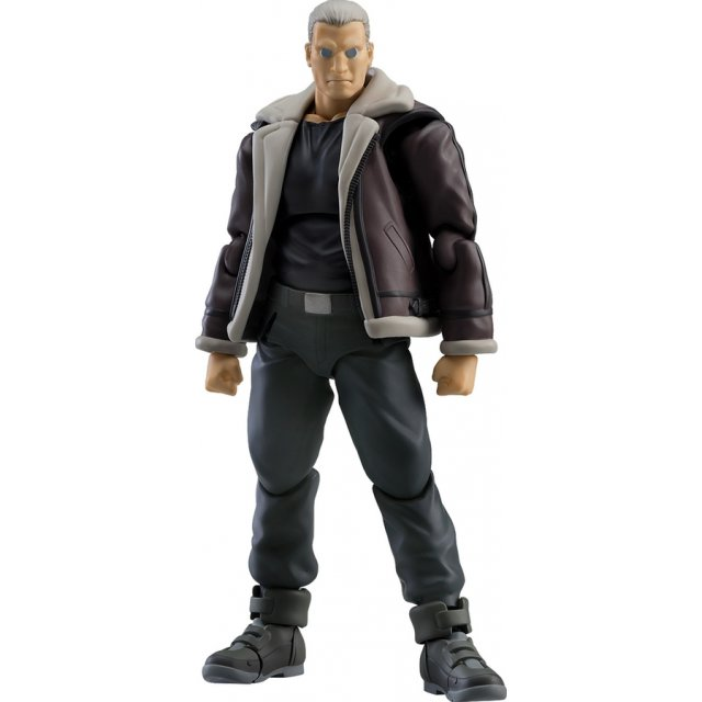Figma No 482 Ghost In The Shell Stand Alone Complex Batou S A C Ver