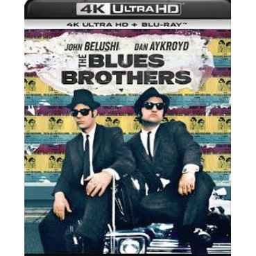 The Blues Brothers  (4K UHD+2D) (2-Disc)