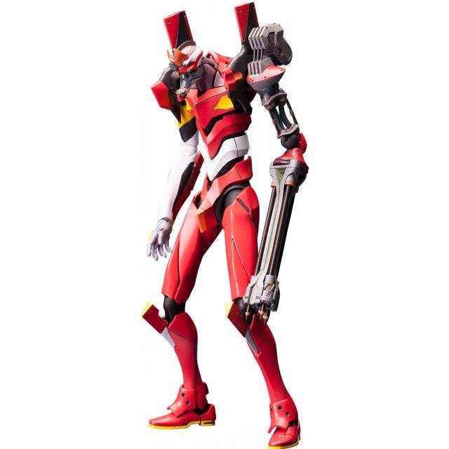 Rebuild of Evangelion 1/400 Scale Model Kit: Regular Human Form Battle Weapon Evangelion Production Model Kai 02 Beta