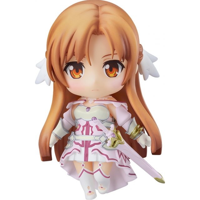 Nendoroid No. 1343 Sword Art Online Alicization War of Underworld: Asuna [Stacia, the Goddess of Creation]