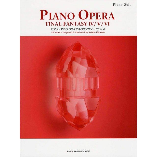 Final Fantasy IV 4 Piano Sheet Music Collection Book SNES