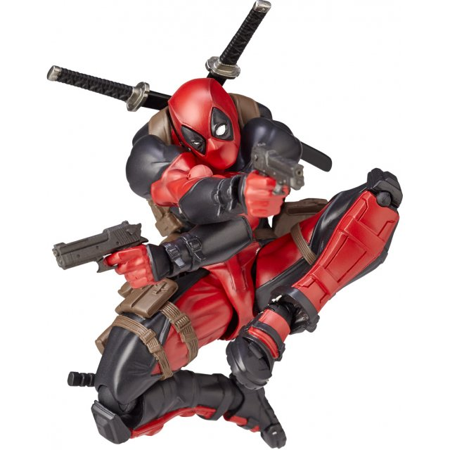 Deadpool Amazing Yamaguchi Series No. 001: Deadpool (Re-run)