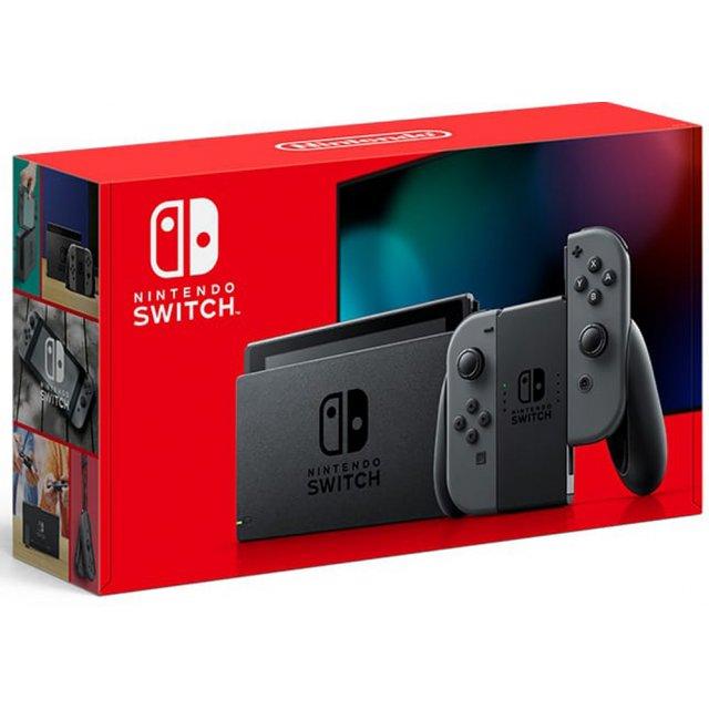 Nintendo Switch (Generation 2) (Gray)