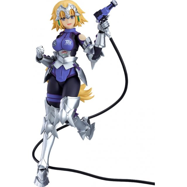figma No. SP-133 Good Smile Racing & Type-Moon Racing: Jeanne d'Arc Racing Ver. [GSC Online Shop Exclusive Ver.]