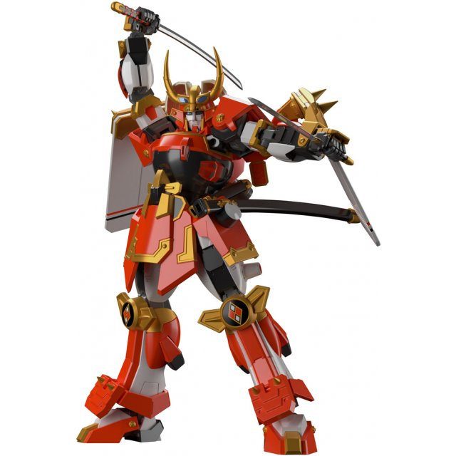 Frame Arms 1/100 Scale Model Kit: Shingen
