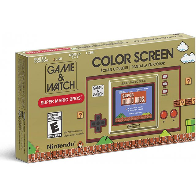 Game & Watch: Super Mario Bros. [Limited Edition]