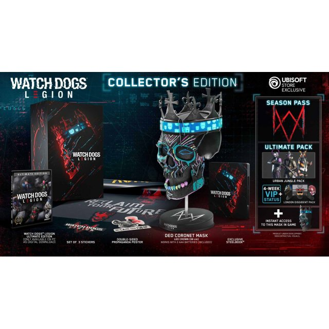 Watch Dogs Legion [Collector's Edition]